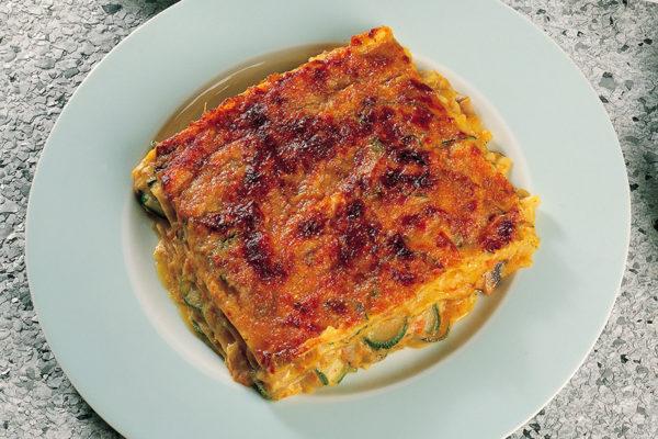 Ciambotta Lasagna di verdure