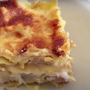 Lasagna-carciofi-besciamella-Parma-GODO